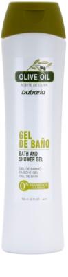 Babaria Olive sprchový a koupelový gel