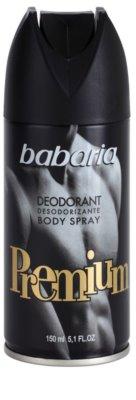 Babaria Premium desodorizante em spray