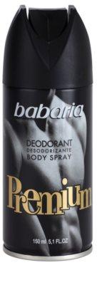 Babaria Premium dezodorant w sprayu