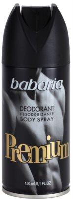 Babaria Premium антиперспірант-спрей