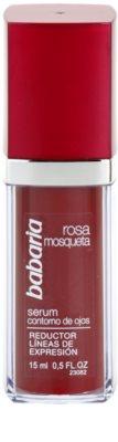 Babaria Rosa Mosqueta sérum de olhos against expression wrinkles