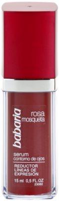 Babaria Rosa Mosqueta szérum szemre mimikai ráncok ellen
