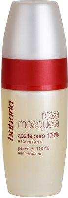 Babaria Rosa Mosqueta aceite para rostro y escote