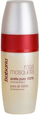 Babaria Rosa Mosqueta олио  за лице и деколте