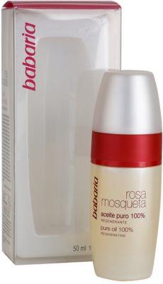 Babaria Rosa Mosqueta олійка для обличчя та зони декольте 2