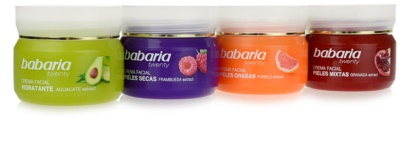 Babaria Twenty crema facial hidratante 3