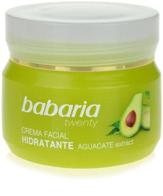 Babaria Twenty crema facial hidratante