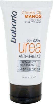 Babaria Urea крем за ръце  с анти-бръчков ефект