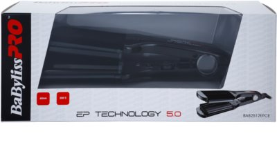 Babyliss Pro Straighteners Ep Technology 5.0 2512EPCE праска для волосся 3