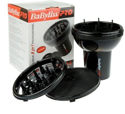 Babyliss Pro Diffuser Pro 4 diffuser für Haartrockner 1