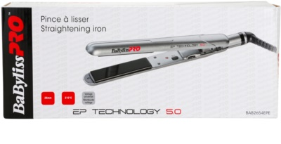 Babyliss Pro Straighteners EP Technology 5.0 2654EPE alisador de cabelo 2