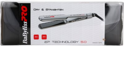 Babyliss Pro Straighteners Ep Technology 5.0 2073E Glätteisen für das Haar 3