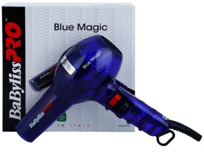 Babyliss Pro Dryers Blue Magic BAB6445NEBlue Magic BAB6445NE hajszárító 2