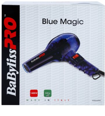Babyliss Pro Dryers Blue Magic BAB6445NE Haarföhn 3
