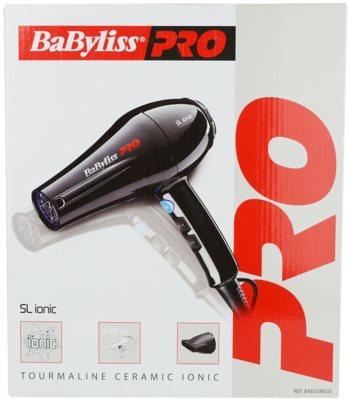 Babyliss Pro Dryers SL Ionic 1 5586GE secador de cabelo 2
