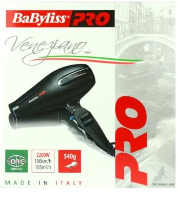 Babyliss Pro Dryers Veneziano 6610INE suszarka do włosów 2