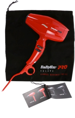 Babyliss Pro Dryers Voltare V2 Ferrari BABV2RE сешоар 1