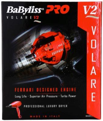 Babyliss Pro Dryers Voltare V2 Ferrari BABV2RE фен для волосся 3