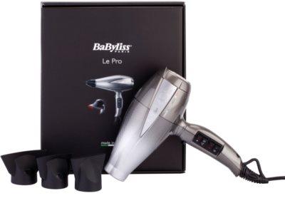 BaByliss Professional Hairdryers Le Pro 4.0 ionic secador de pelo 2