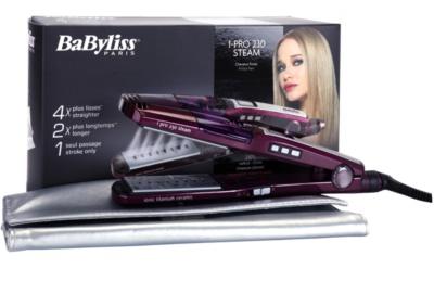 BaByliss  iPro 230 Steam ST395E Glätteisen für das Haar 3