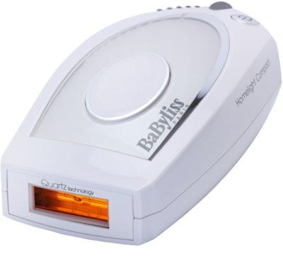 BaByliss Homelight Compact G935E depiladora IPL