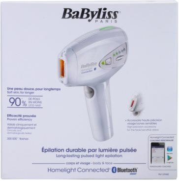 BaByliss Homelight Connected G946E IPL epilátor 3