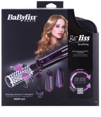 BaByliss Air Brushes Brushing 1000W modeladores 3