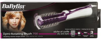 BaByliss Air Brushes i pro Rotating Brush 700 Heißluft-Lockenstab 2