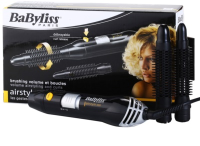 BaByliss Air Brushes Airstyle 300 modeladores para styling volumoso e tranças 2