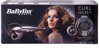 BaByliss Curlers Curl Secret Ionic modelador de cabelo 3