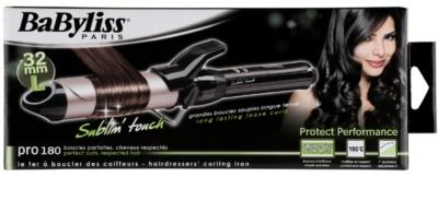 BaByliss Curlers Pro 180 32 mm modelador de cabelo 2