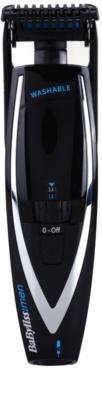 BaByliss For Men 3D Control & Shave E868E aparador de barba