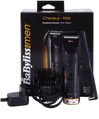 BaByliss For Men WTech trymer do brody 2
