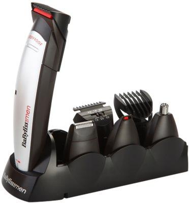 BaByliss For Men X - 8 cortapelos para cabello y barba