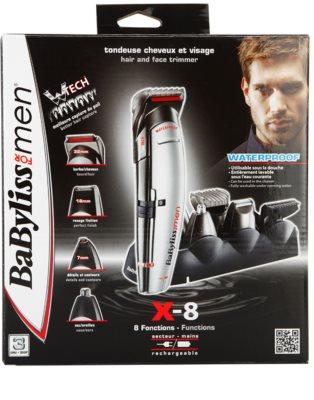 BaByliss For Men X - 8 prirezovalnik za lase in brado 3