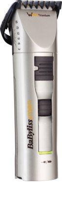 BaByliss For Men WTech Titanium E780E Haarschneider