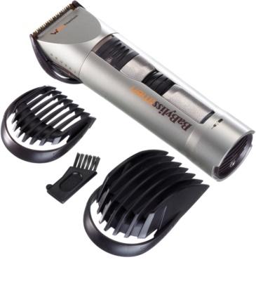 BaByliss For Men WTech Titanium E780E prirezovalnik za lase 1