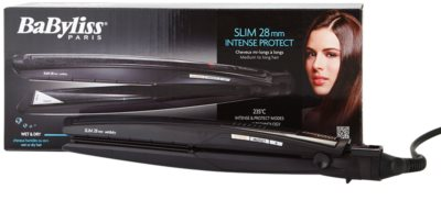 BaByliss Stylers Slim 28 mm Intense Protect plancha de pelo 1