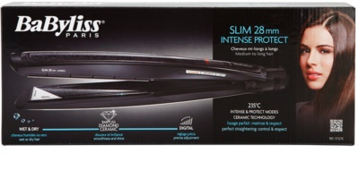 BaByliss Stylers Slim 28 mm Intense Protect plancha de pelo 2
