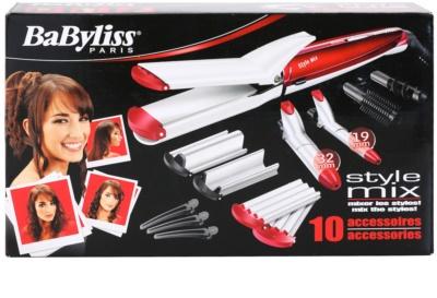 BaByliss Style Mix speciální 10 dílná sada na vlasy 4