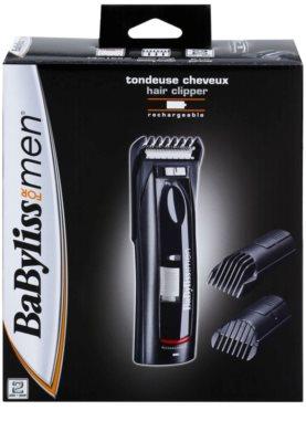 BaByliss For Men E696E aparador de cabelo 1