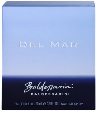 Baldessarini Del Mar eau de toilette para hombre 4