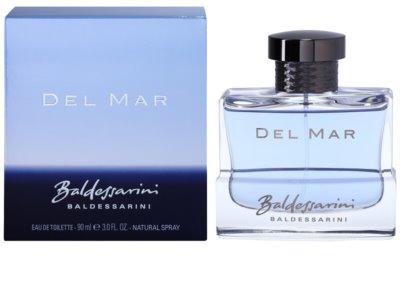 Baldessarini Del Mar eau de toilette férfiaknak
