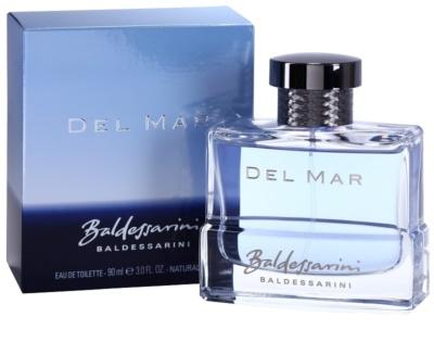 Baldessarini Del Mar eau de toilette para hombre 1