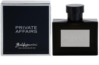 Baldessarini Private Affairs loción after shave para hombre