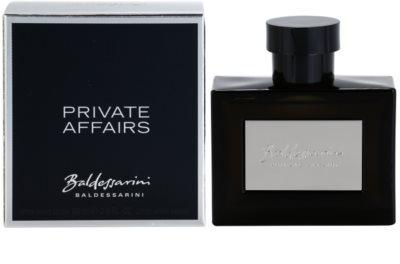 Baldessarini Private Affairs voda po holení pro muže