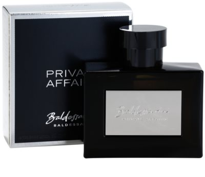 Baldessarini Private Affairs after shave para homens 1