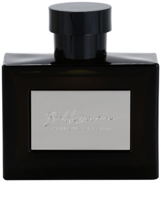 Baldessarini Private Affairs after shave para homens 2