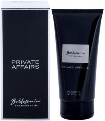 Baldessarini Private Affairs gel de ducha para hombre