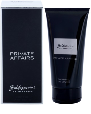 Baldessarini Private Affairs gel de duche para homens